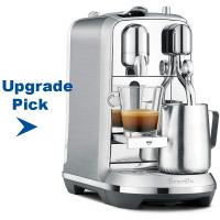 Breville BNE800BSS Nespresso Creatista Plus, Stainless Steel