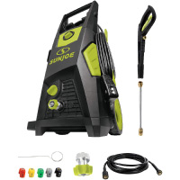 Brushless Induction Electric Pressure Washer