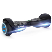 GOTRAX Edge Hoverboard with LED 6.5 inch Wheels