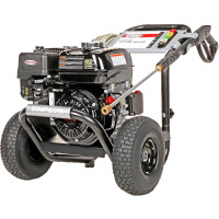 Gas Pressure Washer Powered by HONDA with AAA Triplex Pump
