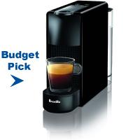 Nespresso BEC220BLK1AUC1 Essenza Mini Coffee Machine