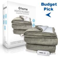 Premium Heated Blanket, Ultra Soft