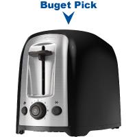 DECKER 2-Slice Extra Wide Slot Toaster