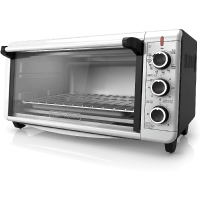 DECKER Extra Wide Convection Toaster Oven,