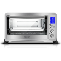 Toshiba AC25CEW-SS Digital Toaster Oven